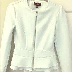 Mossimo peplum jacket / blazer - Mint XS